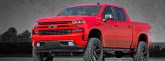 2019 Chevy Silverado Rough Country Suspension
