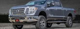 2019 Nissan Titan XD Rough Country Suspension