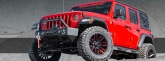 Jeep Wrangler Unlimited Rough Country Suspension
