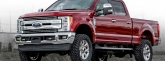2019 Ford F250 Rough Country Suspension