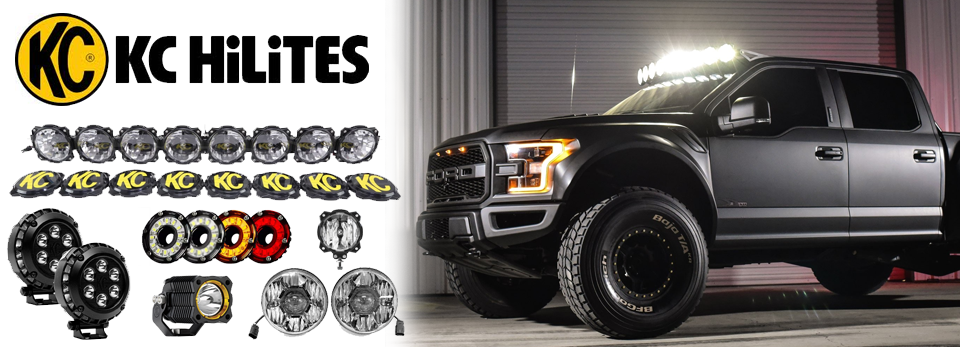 KC is the world's most trusted off-road lighting company and our products are used to ensure racers can make split second decisions, the military can achieve critical success and the adventurer in all of us can go farther.